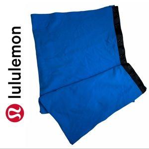 Lululemon Blue Vinyasa Scarf
